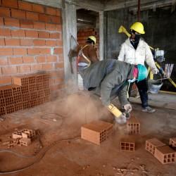 Vivienda. Cómo será el programa del Gobierno para reactivar y finalizar obras paralizadas