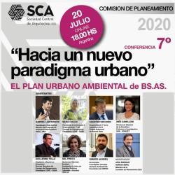 """""""HACIA UN NUEVO PARADIGMA URBANO: Presentación del Método de actualización del Plan Urbano Ambiental de Buenos Aires"""""""
