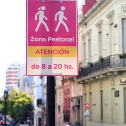 Con 100 mil m2 de intervenciones en calles y veredas, la Ciudad se adapta para el regreso progresivo de actividades