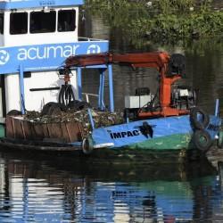 Universidades del Conurbano asesorarán a empresas para que no contaminen el Riachuelo