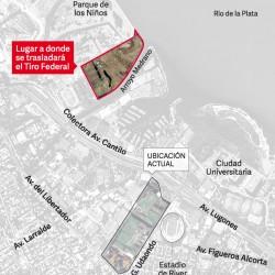 Venta de tierras públicas: en plena pandemia, la Ciudad subasta parte del ex Tiro Federal en uno de los barrios más caros