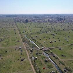 Por toma de tierras sin freno en La Plata existe temor de que vayan por viviendas