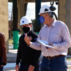 El plan de obras que Aysa pone en marcha para el Conurbano