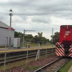 Inauguraron la nueva estación Villa Rosa en Pilar y anunciaron más obras ferroviarias