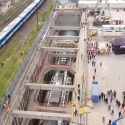 El Gobierno nacional analiza retomar las obras del soterramiento del Sarmiento