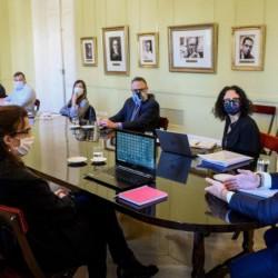 Plan Nacional de Suelo: Cafiero encabezó una reunión para analizar su desarrollo