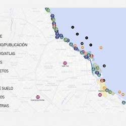 Boletín Observatorio Metropolitano | SEPTIEMBRE | Presentamos el mapa del borde costero del AMBA