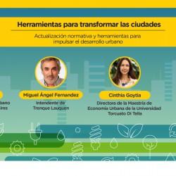 BA Federal I Herramientas innovadoras para transformar ciudades