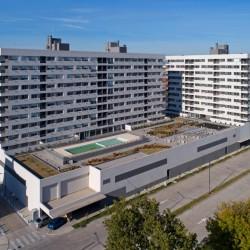 Procrear puso a disposición las viviendas del Desarrollo Urbanístico Estación Buenos Aires