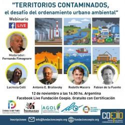 Territorios contaminados, el desafío del ordenamiento urbano ambiental