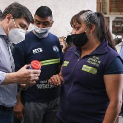 Cartoneros y recicladores: el ministerio de Desarrollo presentó un plan de fortalecimiento