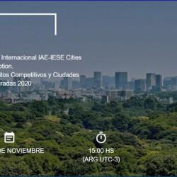 La UCPE expuso en el Foro Distritos Competitivos y Ciudades Integradas