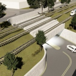 Oeste del Conurbano: Dónde estarán y cuánto tiempo llevará hacer los cinco túneles que anunciaron