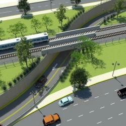 La Matanza: con los nuevos túneles, cuatro kilómetros de la ruta 21 pasarán a ser mano única