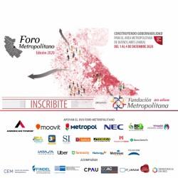 XVII Foro Metropolitano - Fundación Metropolitana