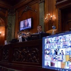 El plan para Costa Salguero y Punta Carrasco se discute en una audiencia pública record: durará 29 días