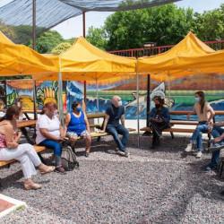 Rodríguez Larreta supervisó el avance de las obras del proyecto de integración del Barrio Rodrigo Bueno