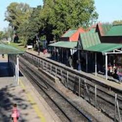 Después de tres años, el 6 de enero reabre la estación Villa Adelina del Belgrano Norte