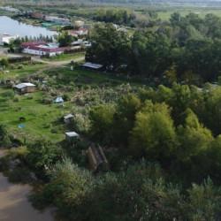 Acuerdo definitivo. Les reconocieron la propiedad de tierras en Tigre a pueblos originarios