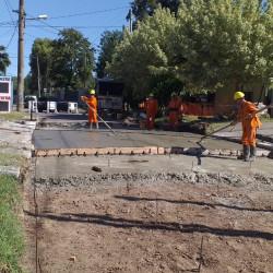 Florencio Varela Importantes obras viales en el distrito