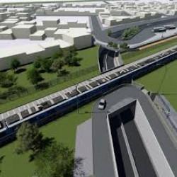 Obra pública  Anuncian la construcción del primer túnel en un municipio importante del GBA