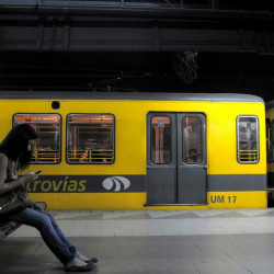 Piden informes en la Legislatura por la renovación de la concesión de Metrovías