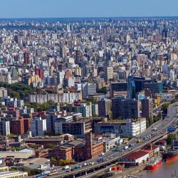 La Ciudad lanza un mapa 3D que muestra qué se puede construir y en dónde
