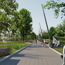 Costa Salguero: así es el proyecto que busca llevar ciudad donde no hay