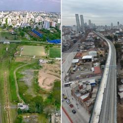 El Gobierno presentó una medida cautelar para bloquear el traspaso de terrenos a la Ciudad