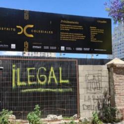 Vecinos de Colegiales quieren un pulmón verde donde la Ciudad avanza con negocio inmobiliario