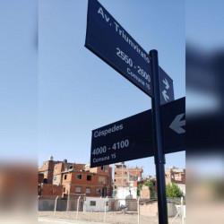 Con aperturas y renombre de sus calles, las villas se integran a la Ciudad