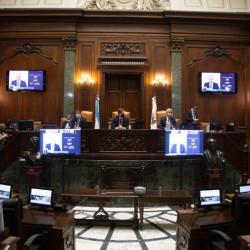 Rodríguez Larreta en la Legislatura porteña: