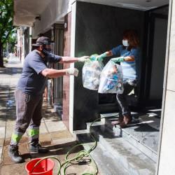 Ciudad: El plan para que el 80% de los vecinos separe sus residuos para 2023