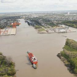 La Provincia suma más apoyos para el dragado del canal de Magdalena