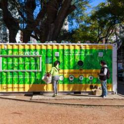 Suman ocho puntos verdes para la recepción de residuos orgánicos en la Ciudad