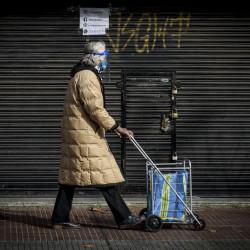 El agónico cierre de los negocios en el centro de Buenos Aires: Esto está muerto