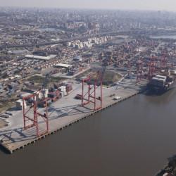 El Gobierno pondrá $ 200 millones para el dragado del puerto de Dock Sud