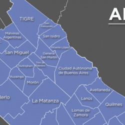 Coronavirus Argentina: qué es el AMBA y qué zonas incluye