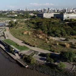 Cómo es la iniciativa popular contra la venta de tierras de la Costanera