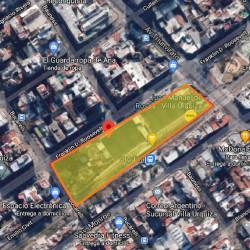 La Justicia Federal ordenó suspender la venta del playón ferroviario de Villa Urquiza