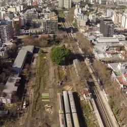 Playones ferroviarios: los vecinos quieren parques públicos en lugar de torres