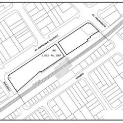 Iniciativa vecinal para la construcción de un espacio verde lindero a la Estación Villa Urquiza