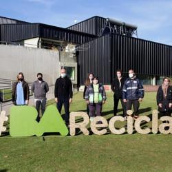 La Ciudad consolida el sistema de reciclaje