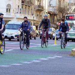 Día Mundial de la Bicicleta: los viajes por la Ciudad se incrementaron 27% en el último año