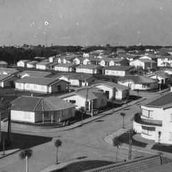 Un arquitecto inglés y chalets estilo Los Ángeles: la historia del barrio Juan Perón, el oasis en medio de Saavedra