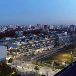 Construirán un edificio de una manzana entera en Palermo
