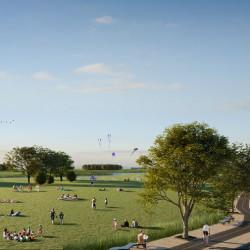 """Cómo será el """"nuevo barrio"""" de más de 70 hectáreas que se hará en Costanera Sur"""