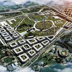 El GCBA avanza con la venta de la 1ra hectárea del Parque de la Ciudad de las 25 que venderá.