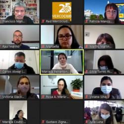 La Ciudad de Buenos Aires organizó encuentro de la Red Mercociudades