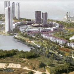 Debaten el proyecto para construir torres en Costanera Sur